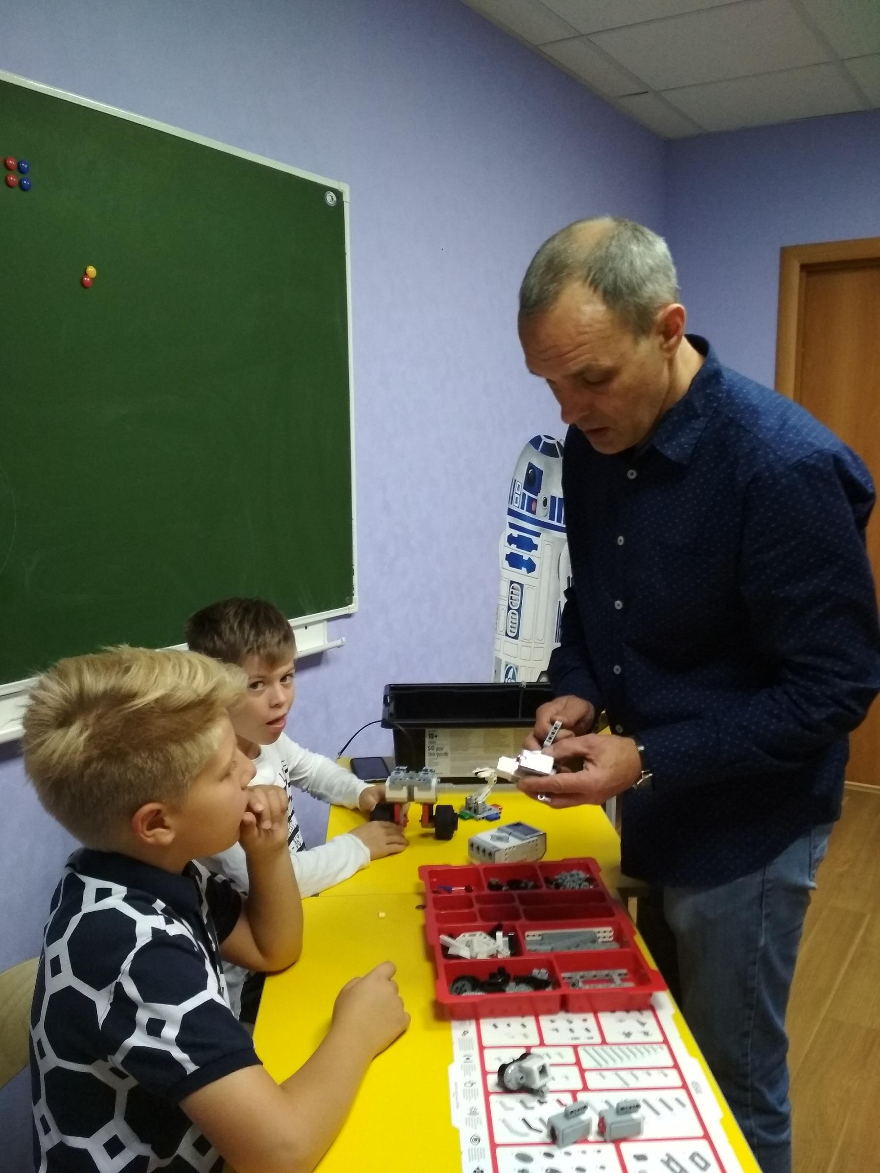 робототехника новосибирск
